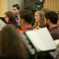 Our rehearsals are ALWAYS open–Join us!